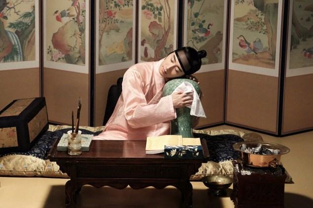 2014 8 11 Jung II-woo in The Night Watchman's Journal Ep 3. MBC5