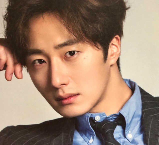 2016 Jung Il woo in his 10th Anniversary Thank You Book. Part 4. 2