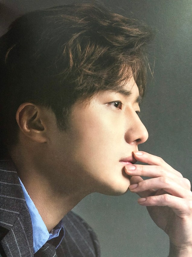 2016 Jung Il woo in his 10th Anniversary Thank You Book. Part 4. 9