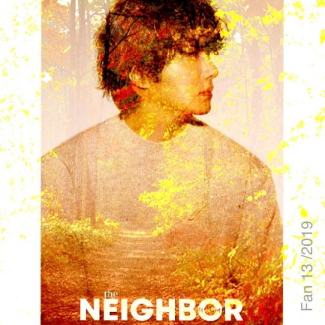 2019 10 Jung Il woo in The Neighbor Magazine. Eidts with nature by Fan 13.3