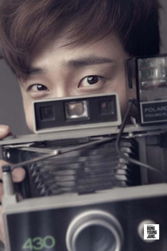Jung Il-woo by Bong Young Jang. Naver 2015 1