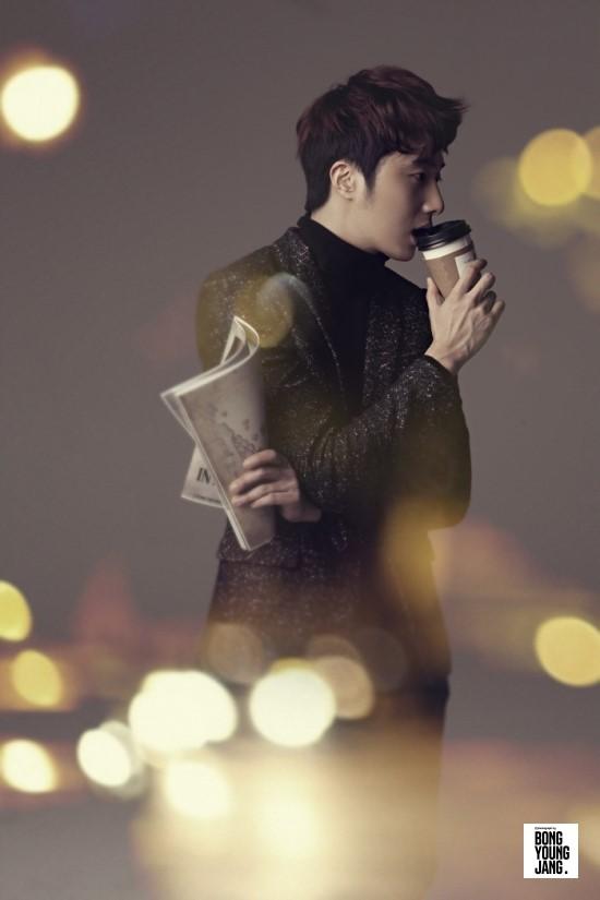 Jung Il-woo by Bong Young Jang. Naver 2015 10