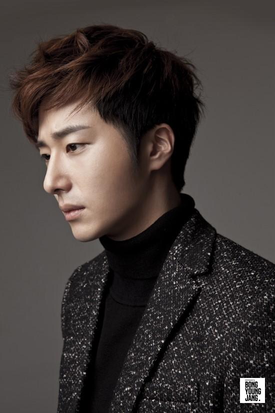 Jung Il-woo by Bong Young Jang. Naver 2015 2