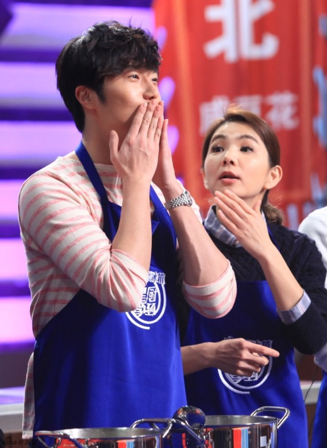 2015 4 Jung Il-woo in Star Chef Episode 2 21