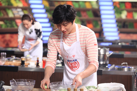 2015 4 Jung Il-woo in Star Chef Episode 2 7