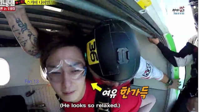 2016 3 6 Running Man Episode 289. Jung Il-woo Screen Captures by Fan 13. 23