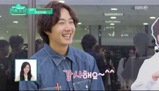 2019 11 16 Jung Il woo in New Item Release, Convenience Store Restaurant, Episode 4. Cr KBS2 Screenshot by Fan 13 26