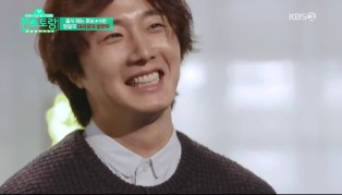 2019 11 16 Jung Il woo in New Item Release, Convenience Store Restaurant, Episode 4. Cr KBS2 Screenshot by Fan 13 37