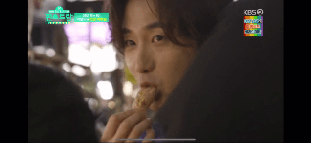 2019 11 29 Jung Il woo in Convenience Store Restaurant. Episode 6. 12