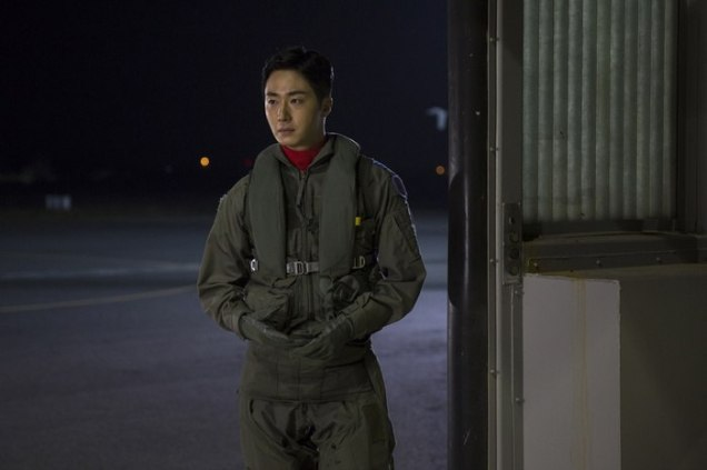 2018 1 24 Jung Il woo appearance in the movie The Discloser' 10