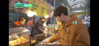 2020 1 17 Jung Il woo in Convenience Store Restarurant. Episode 12. 13