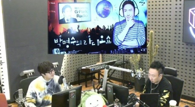 2020 1 20 Jung Il woo in Park Myung-soo's Radio Show in KBS Radio. Cr. IG jiwww, IG gpark_radio and EDaily. 6