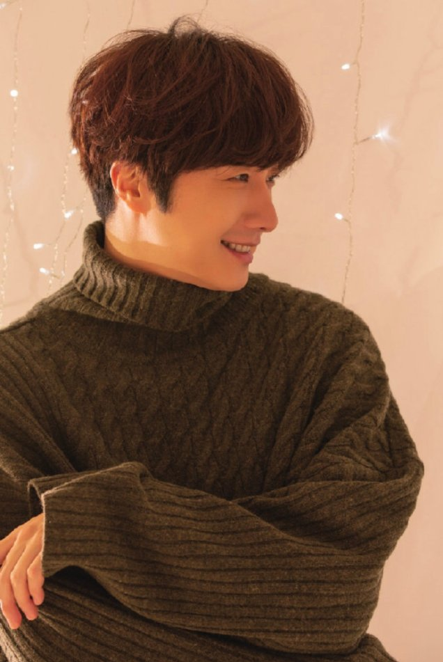 2020 1 Jung Il woo in Hanryu Pia Japanese Magazine. 5