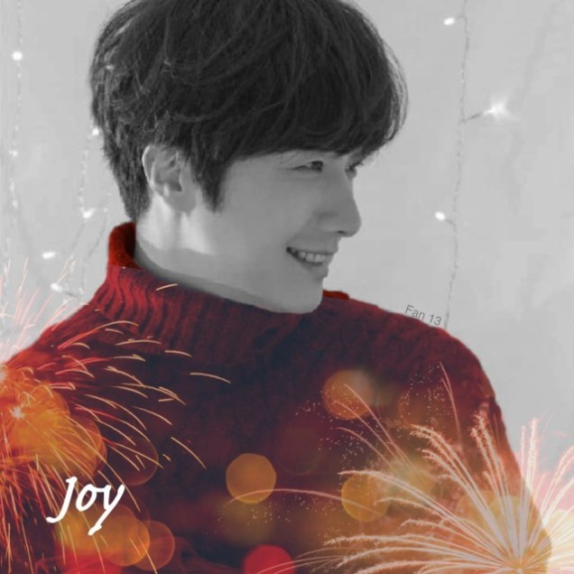 2020 1 Jung Il woo in Hanryu Pia Japanese Magazine. Fan 13 Edits for New Year 2020. 4