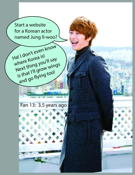 3 years of Jung Il woo Delights Part 2