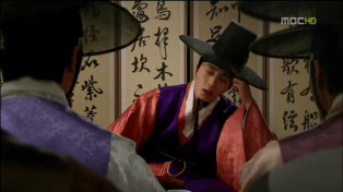 Jung II-woo in The Moon that Embraces the Sun Episode 18 00023