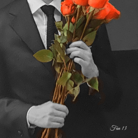 Jung Il woo and red roses. Happy Valentine's 2020! 5