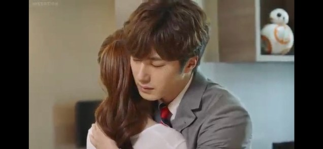 Jung Il woo in Love and Lies last episodes. Cr. True4U Screen Caps by Fan 13: 9