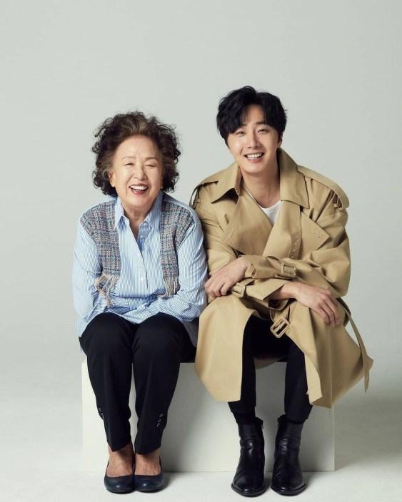 2019 3 Jung Il-woo for Kribbit Magazine: My Star Na Moon-hee Interview.  5.JPG