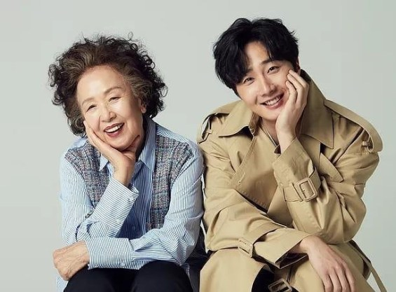 2019 3 Jung Il-woo for Kribbit Magazine: My Star Na Moon-hee Interview. 9