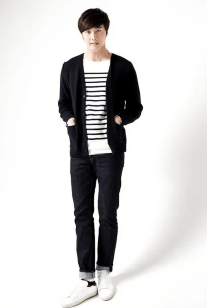 Jung Il woo in Golden Rainbow interview for the Japanese DVD. 2015. 4