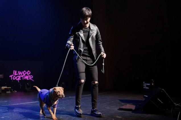2014 11 22 Jung II-woo in his Fourth Korean Fan Meet. Cr.jungilwoo.com 92