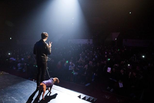 2014 11 22 Jung II-woo in his Fourth Korean Fan Meet. Cr.jungilwoo.com 95