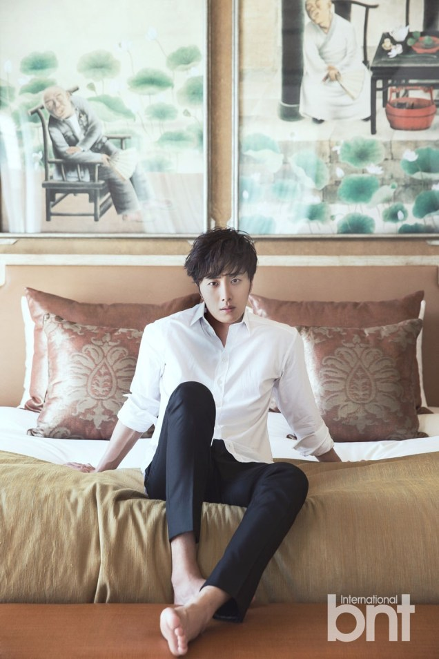 2014 Jung Il woo in. a BNT Photo Shoot. 7
