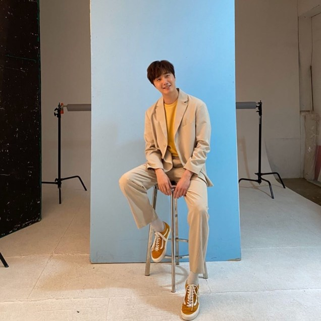2020 4. Jung Il Woo featured in the National Health Insurance Service Web:magazine. (Behind the Scenes) Cr. jungilwoo_official 3