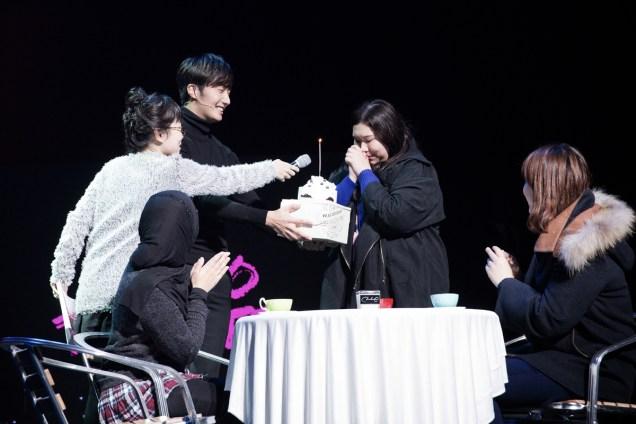 2014 11 22 Jung II-woo in his Fourth Korean Fan Meet. Cr.jungilwoo.com 44