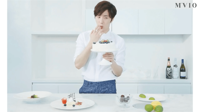2016 2 2 Jung Il-woo for MVIO. Screen Captures from video by Fan 13 18