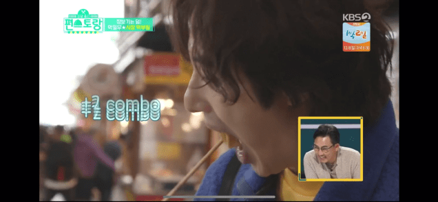 2019 11 29 Jung Il woo in Convenience Store Restaurant. Episode 6. 18
