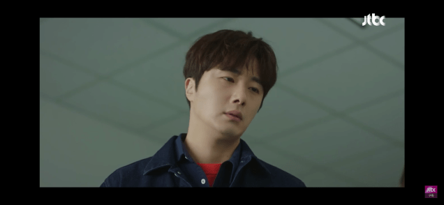 2020 5 25 Jung Il woo in Sweet Munchies Episode 1 Screen Captures by Fan 13. Video Cr. JTBC. 34