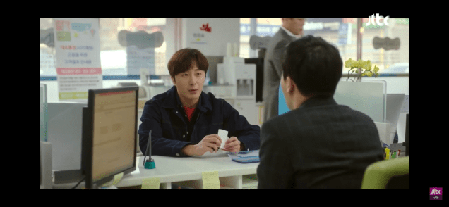 2020 5 25 Jung Il woo in Sweet Munchies Episode 1 Screen Captures by Fan 13. Video Cr. JTBC. 42