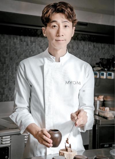 Chef Jang Jin-mo