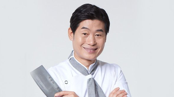 Chinese Knife Master Chef Lee Yeon-bok