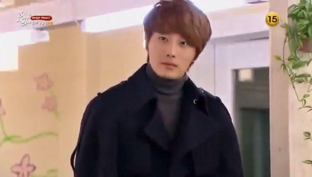 Jung Il Woo in Flower Boy Ramen Shop Episode 12. 11