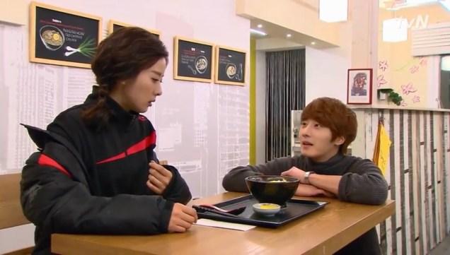 Jung Il Woo in Flower Boy Ramen Shop Episode 12. 5
