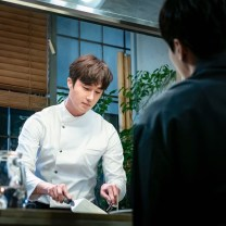 Jung Il woo as Chef Park Jin Sung. First Look. 2