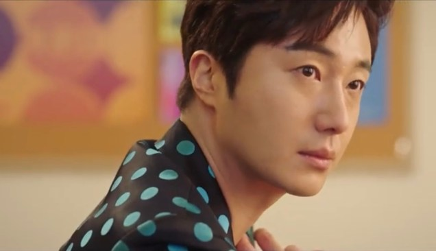 Jung Il woo in Sweet Munchies Episode 2. My Screen Captures. Cr. JTBC, edited by Fan 13. 5