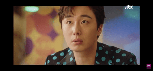 Jung Il woo in Sweet Munchies Episode 2. My Screen Captures. Cr. JTBC extracted by Fan 13. 26