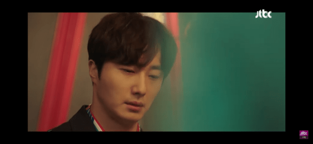 Jung Il woo in Sweet Munchies Episode 2. My Screen Captures. Cr. JTBC extracted by Fan 13. 39