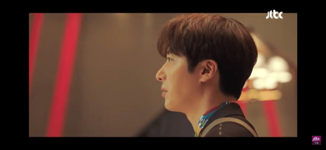 Jung Il woo in Sweet Munchies Episode 2. My Screen Captures. Cr. JTBC extracted by Fan 13. 52