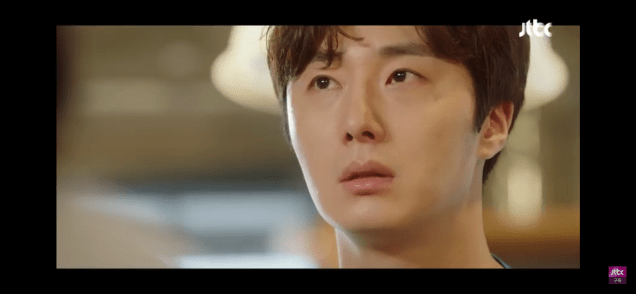 Jung Il woo in Sweet Munchies Episode 2. My Screen Captures. Cr. JTBC extracted by Fan 13. 83
