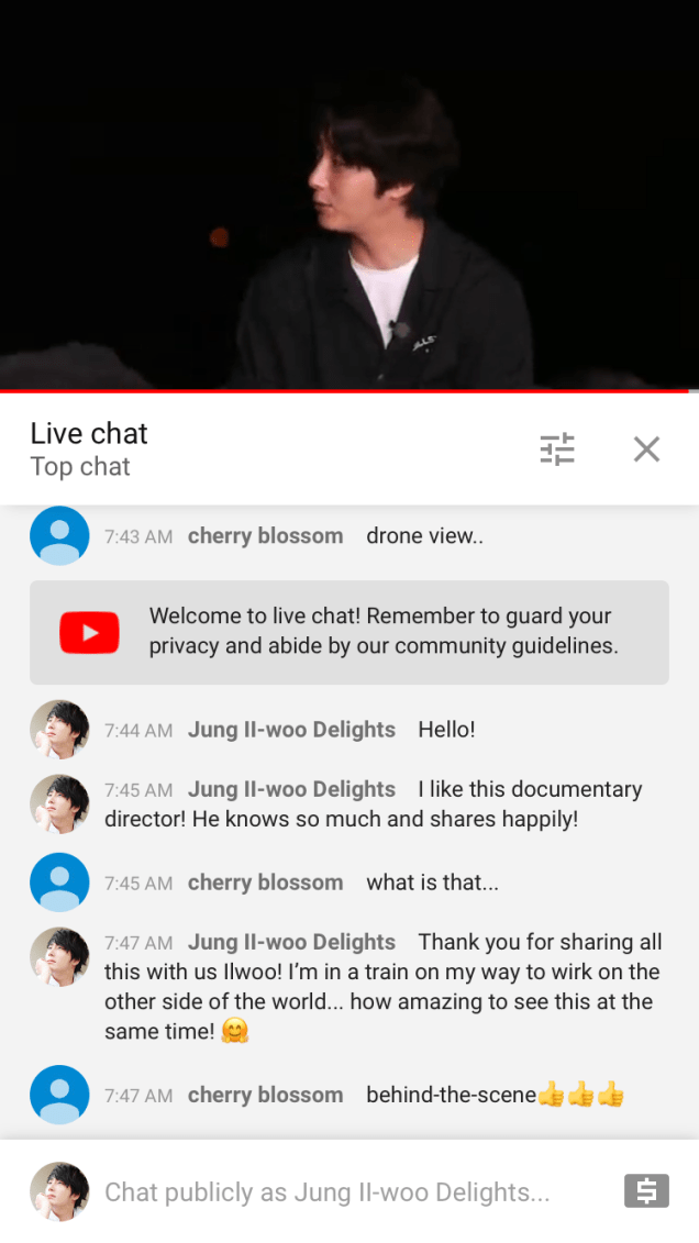 2019 My comments on Wild Map Live.2