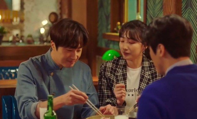 2020 6 16 Jung Il woo in Sweet Munchies Episode 8. Screen Captures by Fan 13. Cr. JTBC 101