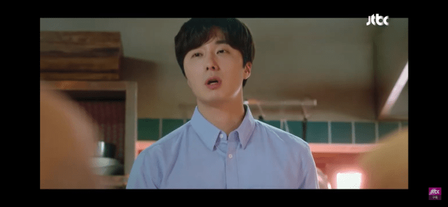 2020 6 16 Jung Il woo in Sweet Munchies Episode 8. Screen Captures by Fan 13. Cr. JTBC 27