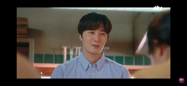 2020 6 16 Jung Il woo in Sweet Munchies Episode 8. Screen Captures by Fan 13. Cr. JTBC 39