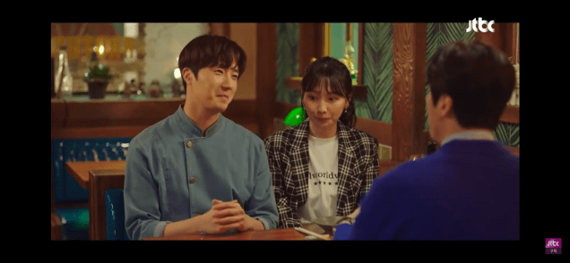 2020 6 16 Jung Il woo in Sweet Munchies Episode 8. Screen Captures by Fan 13. Cr. JTBC 89