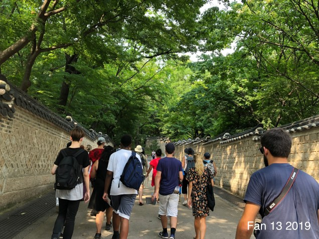 Changdeokgung Palace. Photos by Fan 13, www.jungilwoodelights.com. 2019 19